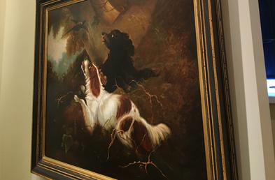 Blackbrook Gallery farm animal paintings