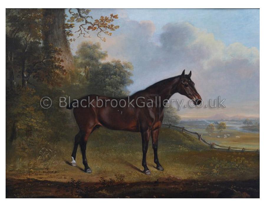 Quibbler antique animal paintings