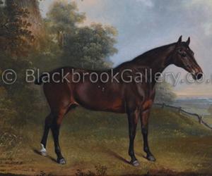 Quibbler naive animal paintings